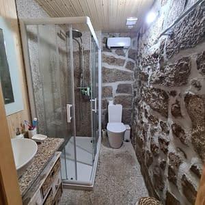 wc casa com Miradouro