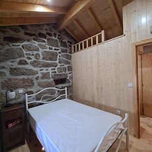cama casa como miradouro