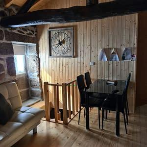 sala casa com miradouro