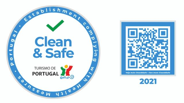 Selo Clean And Safe