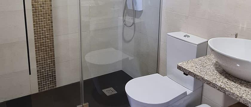 casa de banho isatour